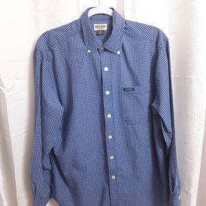 Guess Jean's Long Sleeve Button Down Shirt